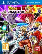 Dragon Ball Z Battle of Z [PS VITA] [USA] [HENKAKU] Mega