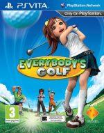 Everybody's Golf [PSVITA] [EUR] [HENKAKU] Mega