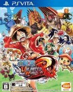 One Piece Unlimited World Red [PS VITA] [USA] [HENKAKU] Mega