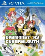Digimon Story Cyber Sleuth [PSVITA] [EUR] [HENKAKU] Mega