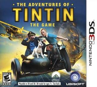 Portada-Descargar-Roms-3DS-CIA-Mega-The-Adventures-of-Tintin-USA-3DS-Multi4-EspaNol-Gateway3ds-Sky3ds-CIA-xgamersx.com