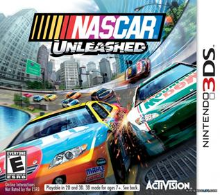 Portada-Descargar-Roms-3DS-Mega-NASCAR-Unleashed-USA-3DS-Gateway3ds-Sky3ds-CIA-Emunad-xgamersx.com