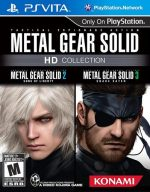 Metal Gear Solid HD Collection [PSVITA] [HENKAKU] [EUR] Mega
