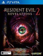 Resident Evil Revelations 2 [PSVITA] +UPDATE [EUR] [HENKAKU] Mega