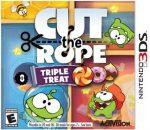 Cut the Rope Triple Treat [EUR] 3DS [Multi5-Español]
