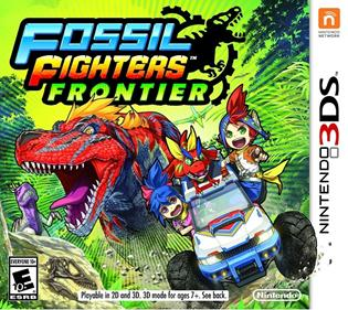 Portada-Descargar-Rom-3DS-Mega-Fossil-Fighters-Frontier-USA-3DS-Gateway3ds-Sky3ds-Emunad-xgamersx.com