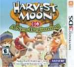Harvest Moon 3D A New Beginning [USA] 3DS [Multi2]