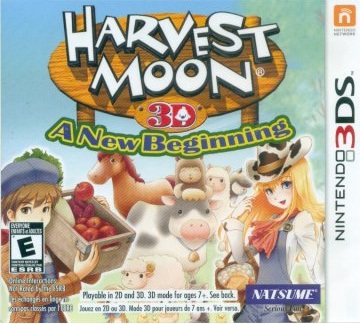 Portada-Descargar-Rom-3DS-Mega-Harvest-Moon-3D-A-New-Beginning-USA-3DS-Multi2-Gateway3ds-emunad-sky3ds-mega-xgamersx.com