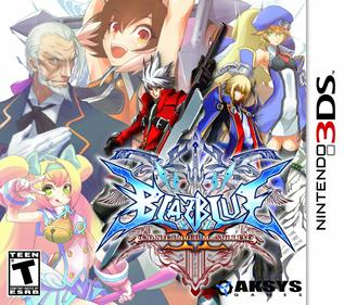 Portada-Descargar-Roms-3DS-Blazblue-Continuum-Shift-II-EUR-3DS-Multi2-Gateway3ds-Emunad-Sky3ds-Mega-xgamersx.com