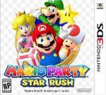 Mario Party Star Rush [USA] 3DS [Multi-Español]