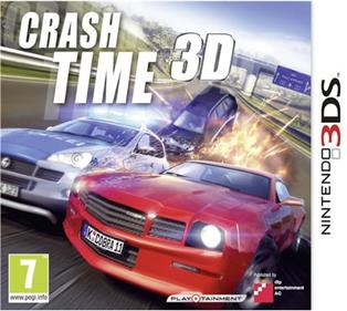 Portada-´Descargar-Roms-3ds-Mega-Crash-Time-3D-EUR-3DS-Multi4-Gateway3ds-Sky3ds-CIA-Emunad-xgamersx.com