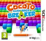 Cocoto – Alien Brick Breaker [EUR] 3DS [Multi-Español]