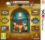 El Profesor Layton y el Legado de los Ashalanti [EUR] 3DS [Multi-Español]
