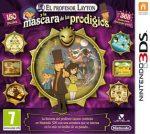 El Profesor Layton y la mascara de los prodigios [EUR] 3DS [Español]