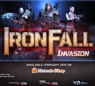 Portada-Descargar-Rom-3DS-Mega-Ironfall-Invasion-EUR-3DS-Espanol-eShop-Gateway3ds-Sky3ds-Mega-xgamersx.com.
