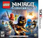 LEGO Ninjago Shadow of Ronin [EUR] 3DS [Multi4-Español]