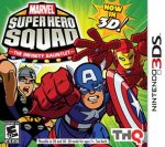 Marvel Super Hero Squad The Infinity Gauntlet [USA] 3DS [Multi2-Español]