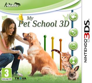 Portada-Descargar-Rom-3DS-Mega-My-Pet-School-3D-EUR-3DS-Multi5-Espanol-Gateway3ds-Emunad-Sky3ds-Mega-xgamersx.com