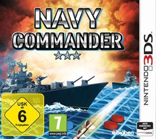 Portada-Descargar-Rom-3DS-Mega-Navy-Commander-EUR-3DS-Multi6-Espanol-Gateway3ds-Emunad-Sky3ds-Mega-xgamersx.com