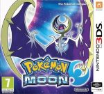 Pokemon Moon [EUR] 3DS RETAIL Version [Multi-Español] Fixeado