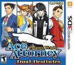 Phoenix Wright Ace Attorney Dual Destinies [USA] 3DS [eShop]