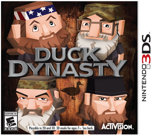 Portada-Descargar-Rom-3ds-Mega-Duck-Dynasty-USA-3DS-Gateway3ds-Sky3ds-Emunad-Mega-xgamersx.com