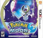 Pokémon Moon [Region Free] 3DS [Multi-Español]