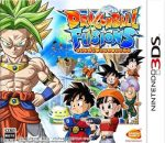 Dragon Ball Fusions [USA] 3DS
