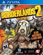 Borderlands 2 +ACT 1.09 + DLC [PSVITA] [USA] [MAI]