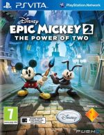 Epic Mickey 2 The Power of Two [PSVITA] [EUR] [VPK]