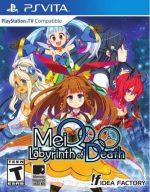 MeiQ: Labyrinth of Death™  [PSVITA] [HENKAKU] [VPK] [USA]