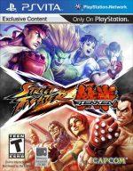 Street Fighter X Tekken [PSVITA] [HENKAKU]  [EUR]