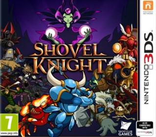 Portada-Descargar-Rom-3DS-Mega-Shovel-Knight-USA-3DS-eShop-Gateway3ds-Emunad-Roms3ds.net-Mega-Sky3ds-xgamersx.com