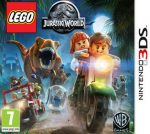 LEGO Jurassic World [USA] 3DS [Ingles-Español]