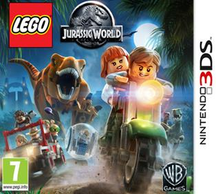 Portada-Descargar-Rom-3ds-LEGO-Jurassic-World-EUR-3DS-Multi7-Españnol-Gateway3ds-Sky3ds-Emunad-CIA-Mega-xgamersx.com