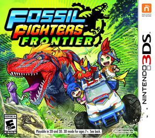 Portada-Descargar-Rom-Fossil-Fighters-Frontier-EUR-3DS-MULTI5-Espanol-Gateway3ds-Sky3ds-CIA-Mega-Descargar-xgamersx.com