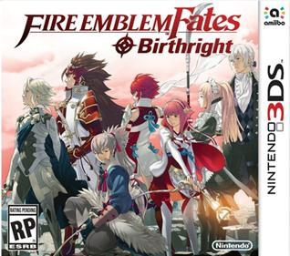 Portada-Descargar-Roms-3DS-Mega-Fire-Emblem-Fates-Birthright-USA-3DS-Gateway3ds-Sky3ds-Emunad-CIA-Mega-xgamersx.com