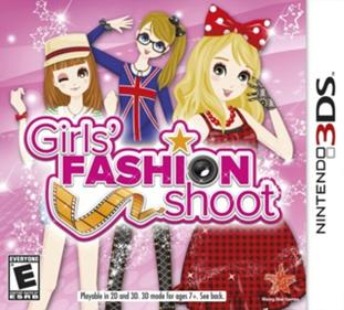 Portada-Descargar-Roms-3DS-Mega-Girls-Fashion-Shoot-EUR-3DS-Multi2-Gateway3ds-Sky3ds-Emunad-CIA-Mega-xgamersx.com