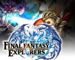 Final Fantasy Explorers [JPN] 3DS