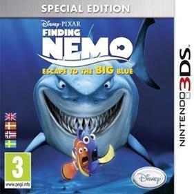 Portada-Descargar-Roms-3ds-Mega-Finding-Nemo-Escape-to-the-Big-Blue-Special-Edition-EUR-3DS-Multi5-Espanol-Gateway3ds-Sky3ds-CIA-Mega-xgamersx.com