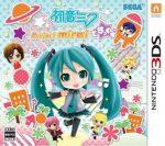 Hatsune Miku Project Mirai Deluxe [JPN] 3DS