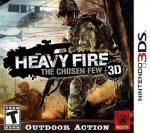 Heavy Fire The Chosen Few 3D [EUR] 3DS [Multi5-Español]