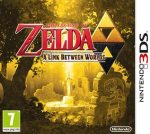 The Legend of Zelda A Link Between Worlds [EUR] 3DS [Multi5-Español]