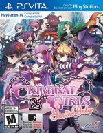 Criminal Girls Invite Only [PSVITA] [USA] [VPK] [HENKAKU]