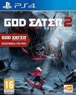 God Eater 2 Rage Burst –  [PSVITA] [EUR] [MAI] [HENKAKU]