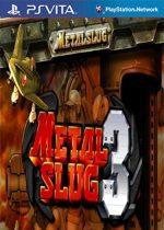 Metal Slug 3 [PSVITA] [USA] [VPK] [HENKAKU]