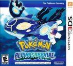 Pokémon Alpha Sapphire [USA] 3DS [Parcheado Online] [Español-Ingles]