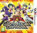 Yu-Gi-Oh Zexal World Duel Carnival [EUR] 3DS [Multi5-Español]