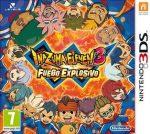 Inazuma Eleven 3 Fuego Explosivo [EUR] 3DS [Multi-Español]