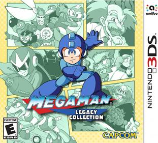 Portada-Descargar-Roms-3DS-Mega-Mega-Man-Legacy-Collection-USA-3DS-Gateway3ds-Sky3ds-CIA-Emunad-xgamersx.com